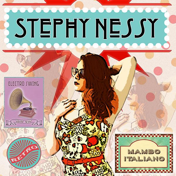 """""""Mambo Italiano"""" - Electro Swing - Stephy Nessy"""
