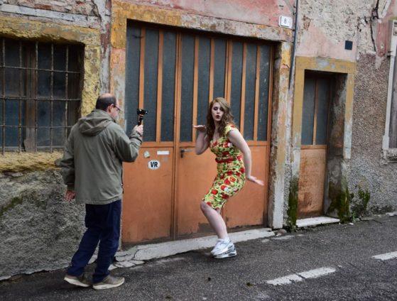 Behind the scenes of mambo italiano